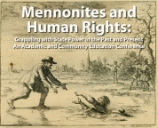 Mennonites and Human Rights conference