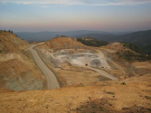 The Marlin Mine in San Marcos, Guatemala is owned by Goldcorp, a global leader in gold mining.