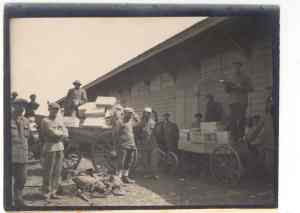 MCC began in 1920 when Mennonites in North America provided food aid to starving people in the Soviet Union.