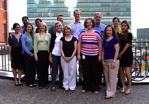 Advocacy office staff NYC