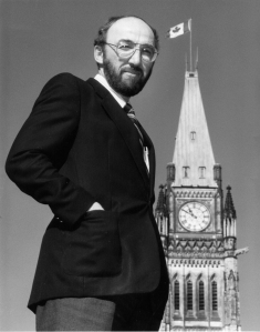 Bill Janzen served as director of the Ottawa Office from 1975 until 2008.