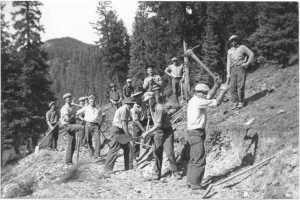 COs in WW2