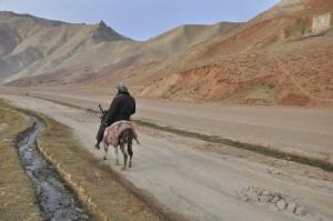 Afghanistan countryside. MCC photo Chris Ewert.