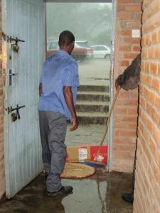 Heavy rains, Blantrye, Malawi