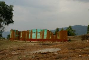 Guatemalan community displaced to build the Marlin Mine. Photo by Anna Vogt.