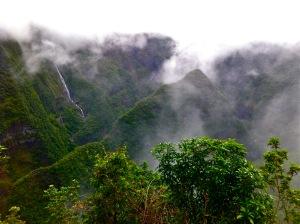 Takamaka Mountains. Photo by Cora Siebert.