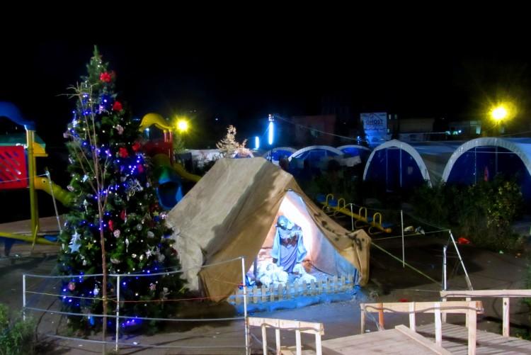 Christmas Iraq