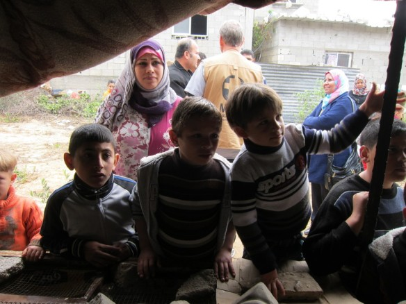 Gaza 2015 childre