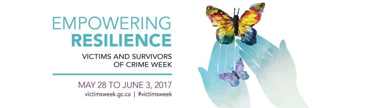 victims and survivors of crime week