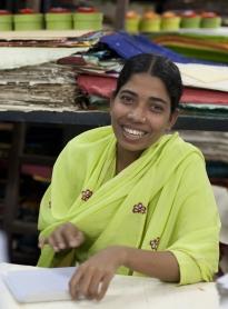 Rabeya Akter, Shuktara Handmade Paper Project, Bangladesh