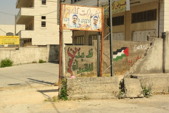 Reclaiming walls and fences: finding art and resistance in Palestine ...