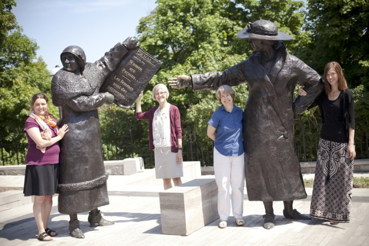 with the famous five (May 2015)