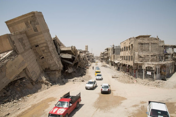 Mosul: One year on After ISIL, a city still in ruins.